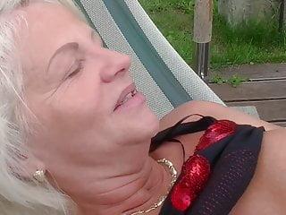 Grandma ass fucked clips - Grandma claims: fuck my ass