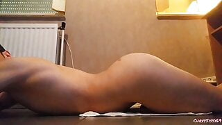 CurvySissy69 - young twink playing with his ass