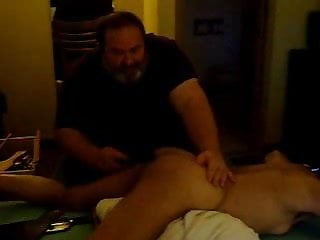 Daddy howard spanks Spanked by daddy howard