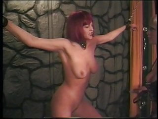 Lesbian extreme bdsm Extreme punishment for the hot horny slave girl