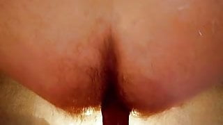 getting fucked raw and lots of cum