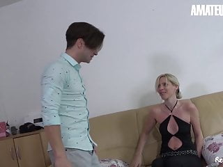 Amateur submitted swinger Amateureuro - mature lady sandra o. submit and fucks on cam