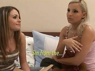Gabrielle in kissing lesbian scene xena Eva smile and zara lesbian scene