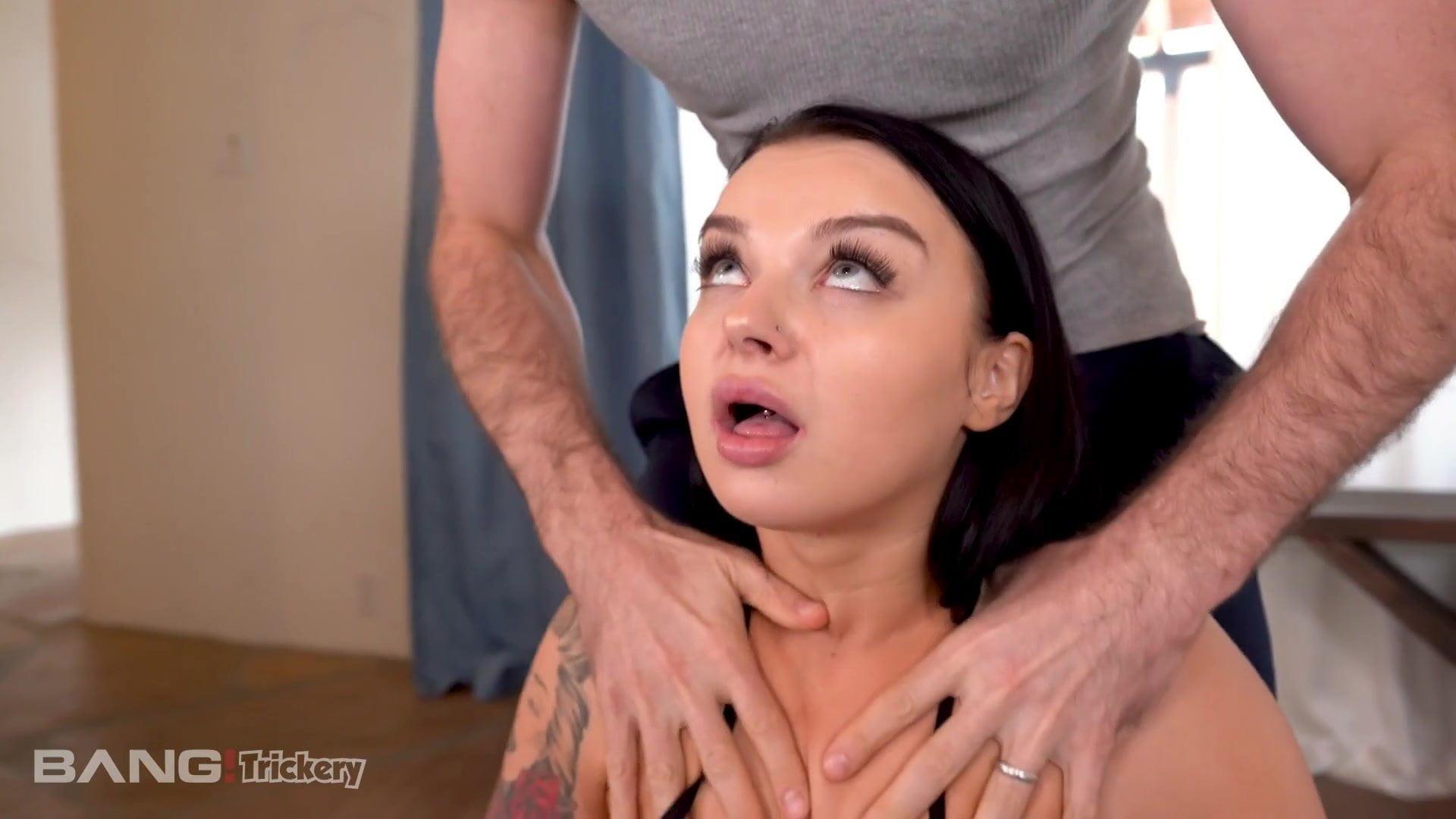 Big Tits Latina Rough Sex