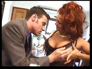 Floppy tits boobs natural blog Floppy tits queen vanessa fucked hard in black stockings