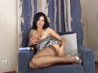 Josh turner sexy lady lsten Tanya sexy lady pussy play in stockings and heels