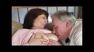 Granny loves Huge Cock!!! - Episode #04