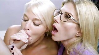 Cory Chase and London River – The New Boss