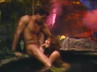 Hot jungle dick - Ashlyn gere peter north in a jungle bath