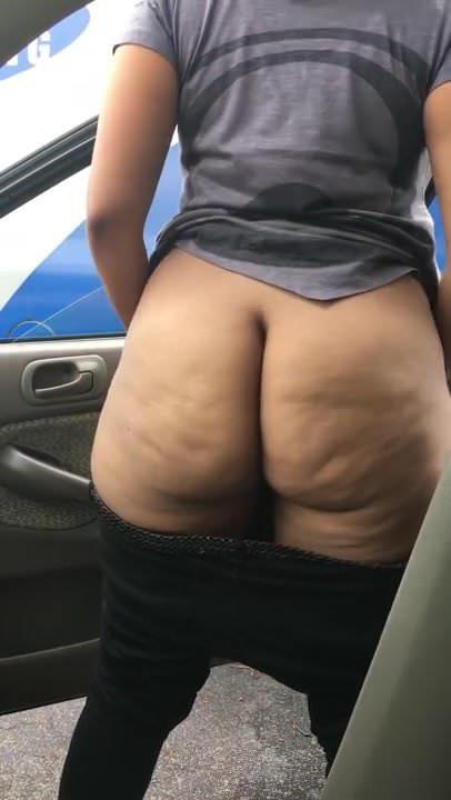 Big Black Booty Cum Inside