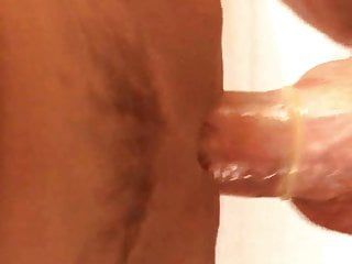 Funny feeling inside penis - His dick feels so good inside her