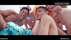 Asian Male Celebrity Adonis He Frontal Nude & Hot Sex Scenes