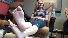 Milf Spa Feet And Soles