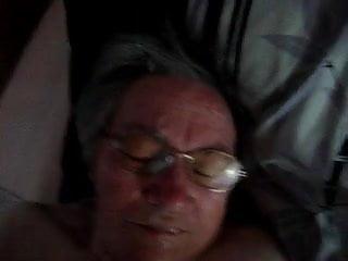 Cumshot granny MATURE CUMSHOT