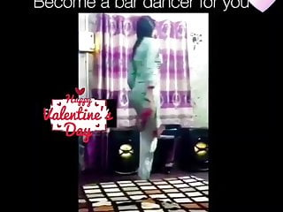 Valentines teen party games Desi hot ass shake and gyrate to tease