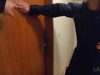 Watch free rough gay sex videos Law4k. debtor should watch how policeman screws his hot gf