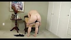 Big Butt, some masturbation