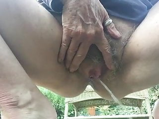 Wet and hairy women Wet and hairy