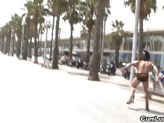 Free conan hentai manga Conan fucks a stunning brunette with his strong cock