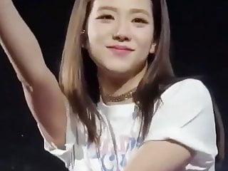 Redtube celeb cum shots Korean celeb jisoo cute face for cum 2