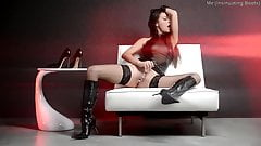 Me (Insinuating Boots)