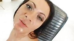Sandra Romain and Lexington Steele - POV video
