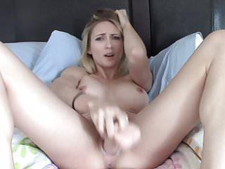 Blonde Webcam Goddess  Strip And Squirt