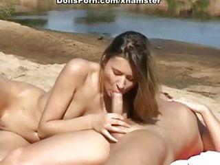 Aussie beach porn - Amateur beach porn movie