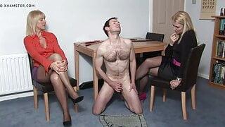 wank humiliation