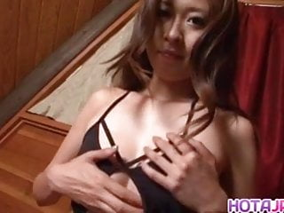 Sex toys to use in water - Risa misaki uses sex toys to satisfy her pussy