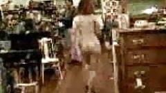 Girls Strips In Store