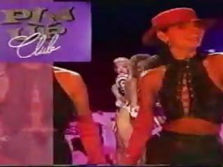 Tv show slutty busty and bad - Veronicas pinup club dutch tv show 1990