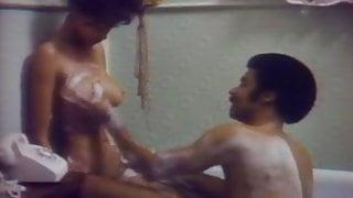 Desiree West bathtub fun