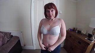 StepMom strips off naked