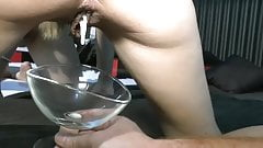 The hotwife is full with cum and ready to come back home