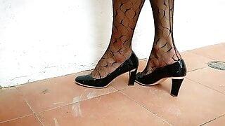 My new Italian heels