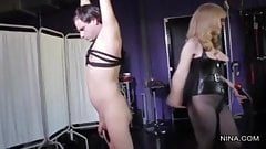 Nina Hartley Knows Femdom Is Fun