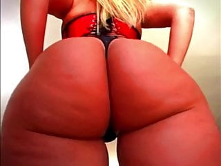 Mature fuck corset - Famous big white booty girls gets fucked in red corset