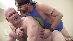 Sean Hunter and Wade Cashen (FRC)