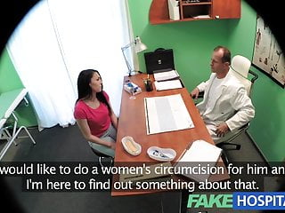 Sexy doctors getting fucked by patients Fakehospital doctors cock persuades sexy patient