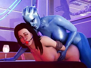 Mass effect miranda hentai Mass effect hentai compilation