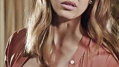 Jessica Alba hot cop cleavage