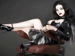 Lick my latex Daemona - adore my latex boots trailer