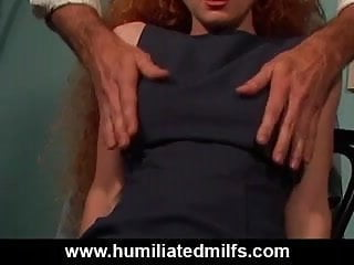 How to keep dick hard Mommy fucks hard to keep her job