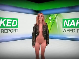 Naked girls and weed Naked weed report ep 1