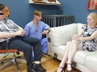 Lick spank tube Sweet blond candy girl gets brutal ass fucking and spanking