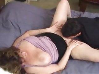 Bikini hookups 56 - Hot mature lady enjoying anal on real homemade hookup