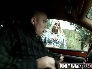 Sexy jesse jane - Bad girl jesse jane gets picked up on the side of the road