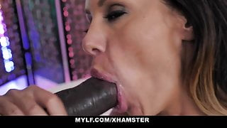 Big Titted Milf Mckenzie Lee Gets Worshipped By Hung Dude
