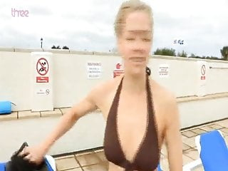 Sexy redhead girls skinny dipping Cherry healey skinny dipping